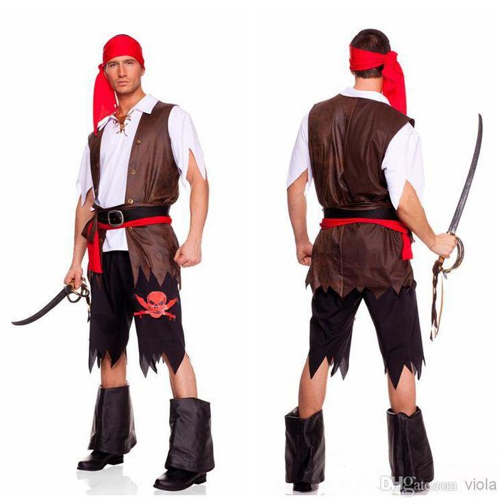 Venda por Atacado costumes new cosplay chegada casais family pack pirata traje do dia das bruxas para o partido mulheres vestido da menina roupas de rPG, $15.19 em Pt.dhgate.com | DHgate