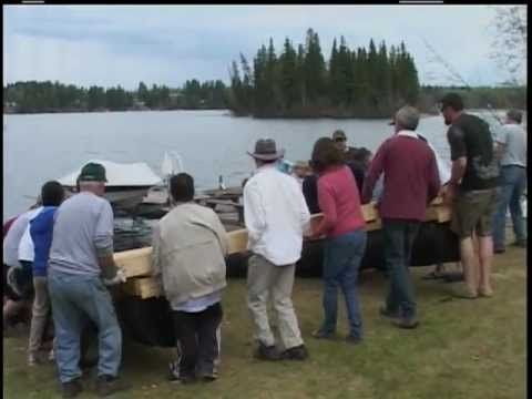 how to build the best floating dock for your lake home or cottage
