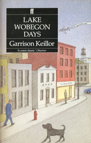 """If you lived today as if it were your last, you'd buy up a box of rockets and fire them all off, wouldn't you?""  ― Garrison Keillor, Lake Wobegon Days"
