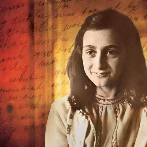 REGBIT1: Anne Frank se transformou num símbolo de esperança...