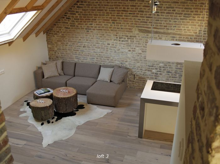 Caberger Hoeve - boerderij-appartement (2 personen) bij Maastricht, Limburg I Special Villas