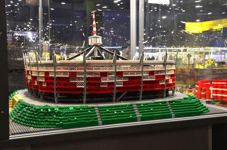 Gratka dla Legomaniaka czyli wystawa budowli z klocków Lego   szczypiorki.pl