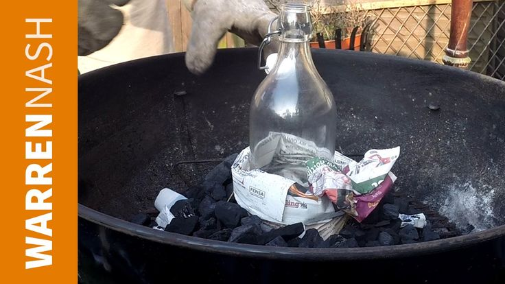 How to light a charcoal grill without lighter fluid - Paper Chimney - Re...