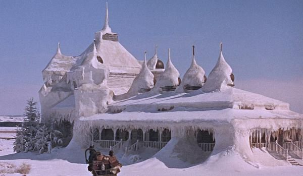 Dr Zhivago 1965 Snow Scene Baby Its Cold Outside