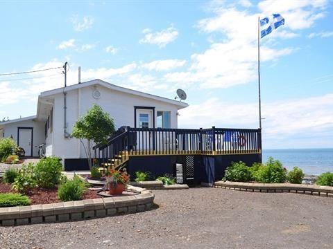 Maison à vendre à Saint-Simon, Bas-Saint-Laurent, 133, Route de la Grève, 13549083 - Centris