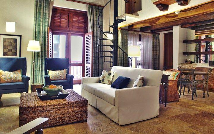 Hotel Casa San Agustin #Cartagena #Colombia #Luxury #Travel #Hotels…