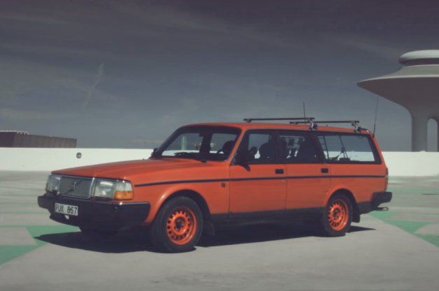 Watch this video, then buy this 1993 Volvo wagon