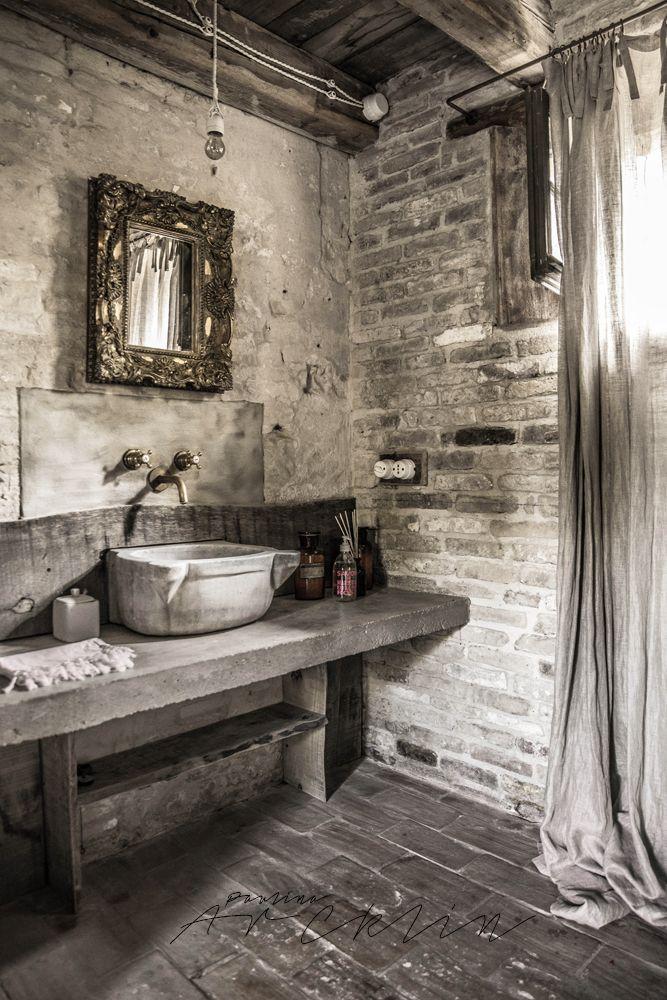 B B Locanda Rosa Rosae Old Mill In Italy Bathroom Pictures Farmhouse Master Bathroom Boho Bathroom