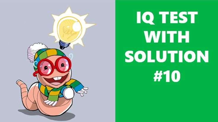 Practice with these IQ Test questions before you measure your IQ with real Mensa IQ Test! Many people want to try some free online IQ tests before writing th...