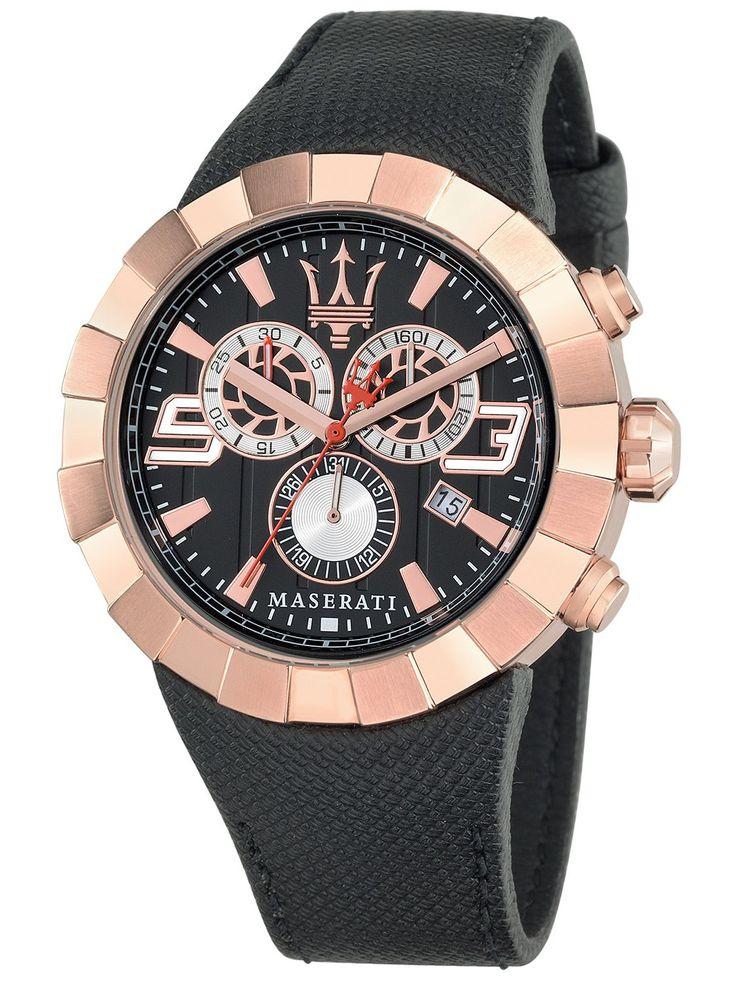 R8871603002 Tridente Herren-Chronograph von Maserati