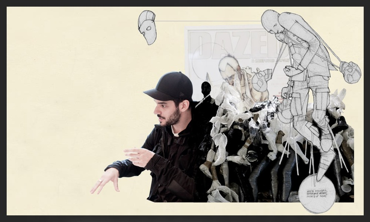 Aitor Throup: Back to the Drawing Board