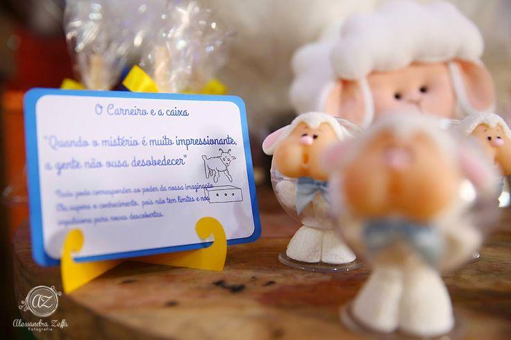 Momento Mágico Decorações : O Pequeno Príncipe Matheus