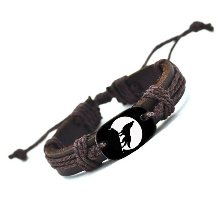 Find More Charm Bracelets Information about 10pcs Wolf and Moon Vintage Braided Woven Rope Leather Unisex Bracelet Yak Bone Carved Logo,Fashion Jewelry For Women Man ,High Quality unisex bracelet,China bracelet fashion Suppliers, Cheap fashion bracelet from DreamFire Store on Aliexpress.com