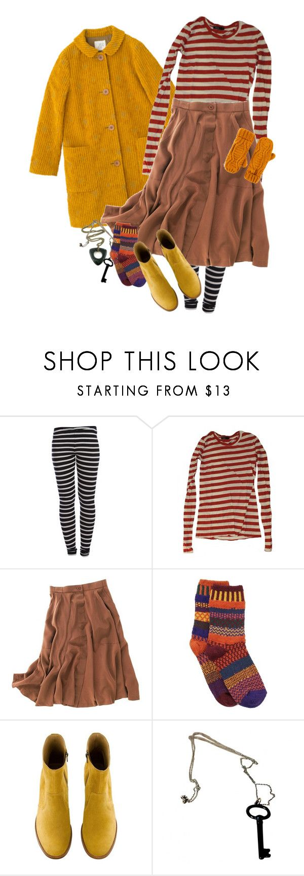 """""""Coralline Jones,,"""" by radc00l ❤ liked on Polyvore featuring Sally Scott, Pieces, Bassike, Madewell, Solmate Socks, A.P.C., CO, Pull&Bear, Halloween and LastMinute"""