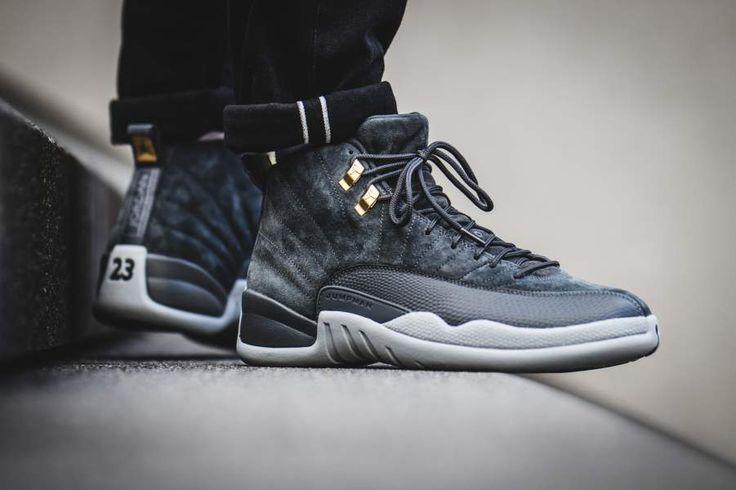 Nike - Air Jordan XII Retro Dark Grey - 130690-005