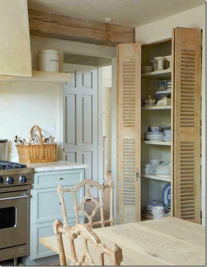 Idées aménagement – design d'intérieur pour la cuisine étroite