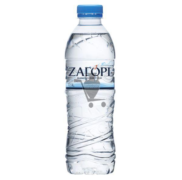"""Минеральная Вода """"ZAGORI"""" PET 0,5 Lt (12 шт.)"""