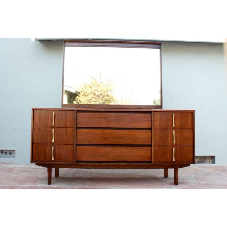 Best Retro Future Furniture Midcentury Modern Lowboy Dresser 640 x 480
