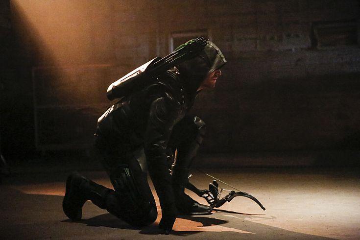 BuddyTV Slideshow | 'Arrow' Season 5 Premiere Photos: A New Evil Archer