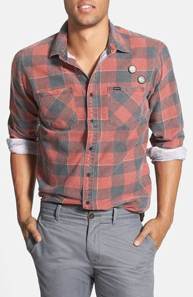 17 best images about type 2 man on pinterest casual for Types of flannel shirts