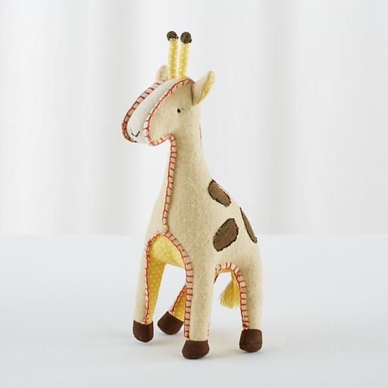 Tall and Handsome Giraffe Plush #BabyWildThing #DreamTeam #PinToWin