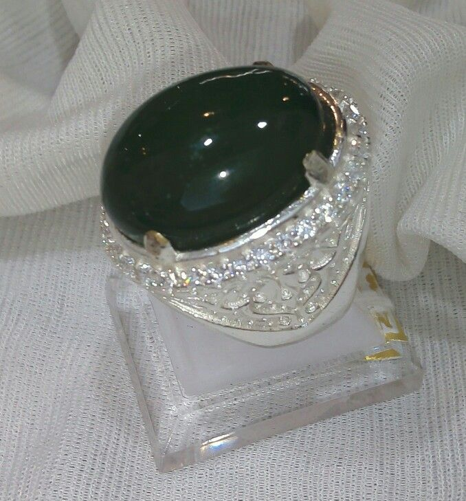 Green Serpentine Natural from Aceh