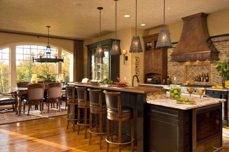 Tuscany style kitchen -  Cathy - 04.25.17 - Arredamento in stile toscano - Lo stile toscano