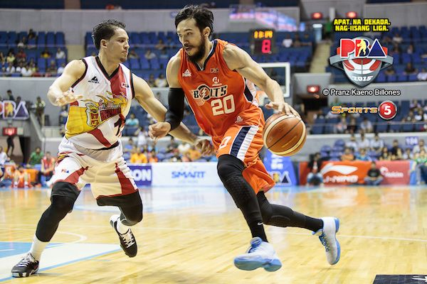 Hoop Nut: 2015-2016 PHILIPPINE CUP PREVIEW: MERALCO BOLTS vs SAN MIGUEL BEER - ARE YOU BIG ENOUGH?