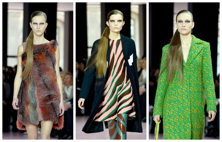 The animal instinct: that's the Dior's inspiration for next autumn-winter 2015 collection: http://junglam.com/featured/dior-la-collezione-autunno-inverno-2015-alla-paris-fashion-week/