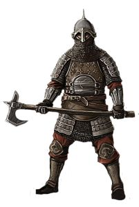 knight with maces | Chivalry Medieval Warfare Weapons and Items Guide | GuideScroll