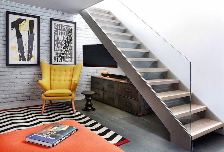 Таунхаус в Лондоне от LLI Design | Архитектура и дизайн | Архиновости