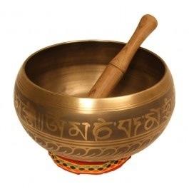 how to make a tibetan singing bowl