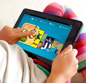 The Best Tablets for Kids  Thinking of a tablet for Christmas? Here are five affordable options