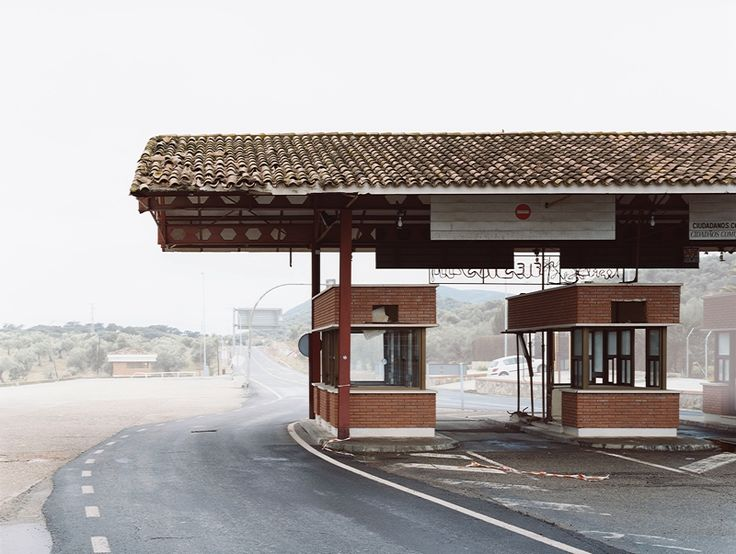 Abandoned Checkpoints: Photographer documents Europe's forgotten borders | Creative Boom