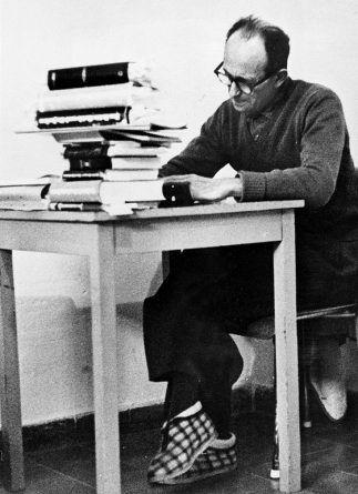 Eichmann, Adolf Otto - WW2 Gravestone