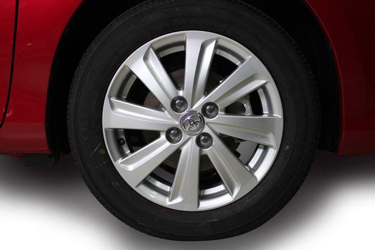 Toyota All New Vios - Wheel - AUTO2000