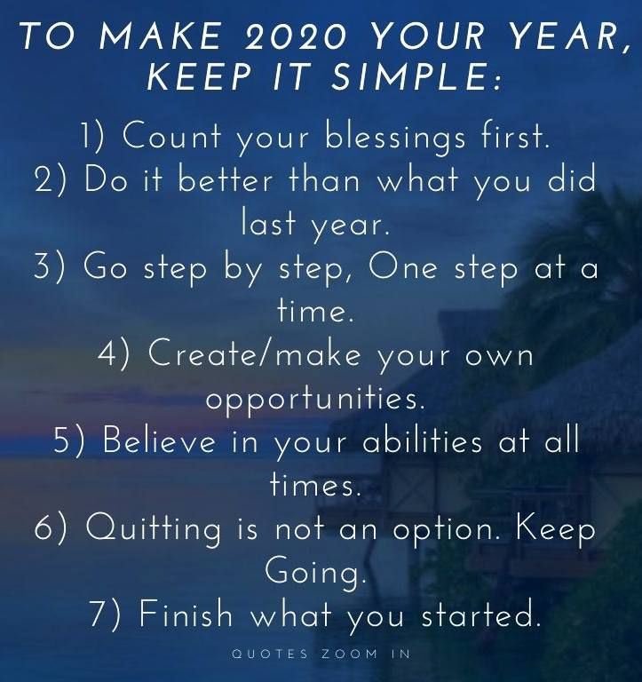 Goals For 2020 List Quotes Quotes About New Year Happy New Year Quotes New Year Wishes Quotes