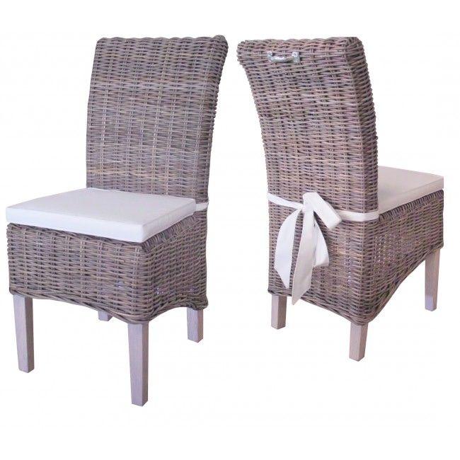 Savona -tuoli kubu-lv/lv jalka + luonnonvalkoinen pehmuste