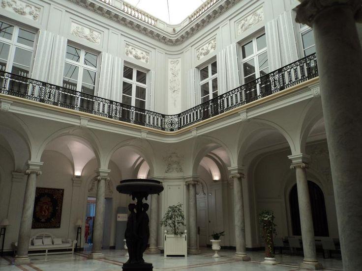 Patio del Palacio de Yanduri