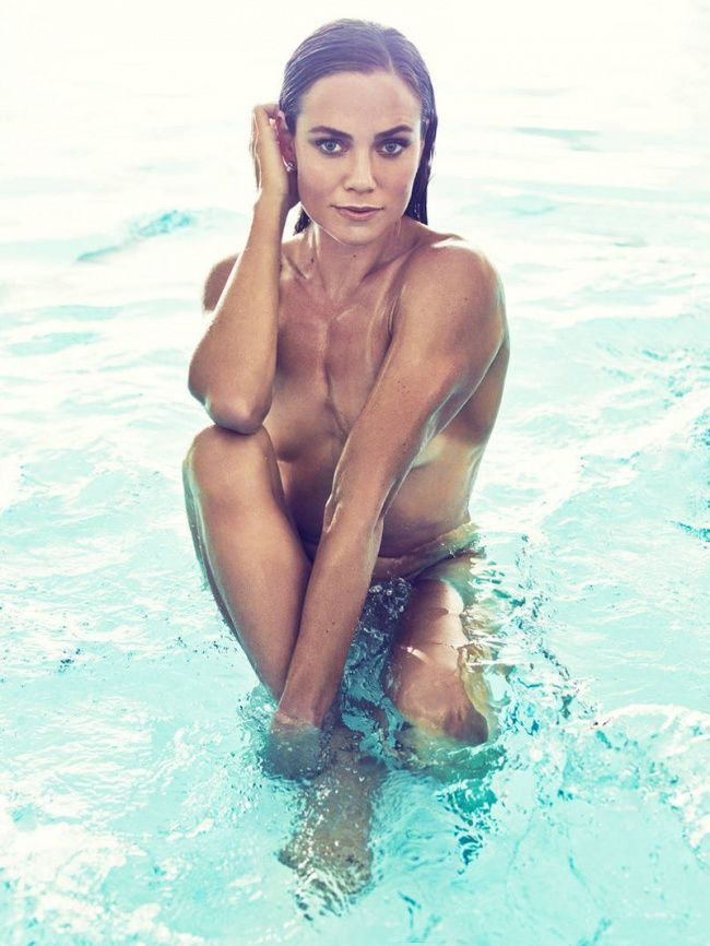 Natalie Coughlin (swimming)  24 athletes who look stunning without clothes
