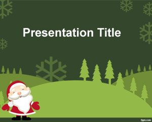 19 best christmas ppt templates images on pinterest | ppt template, Powerpoint templates