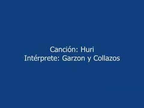 HURÍ -- Musica Colombiana -- Garzón y Collazos