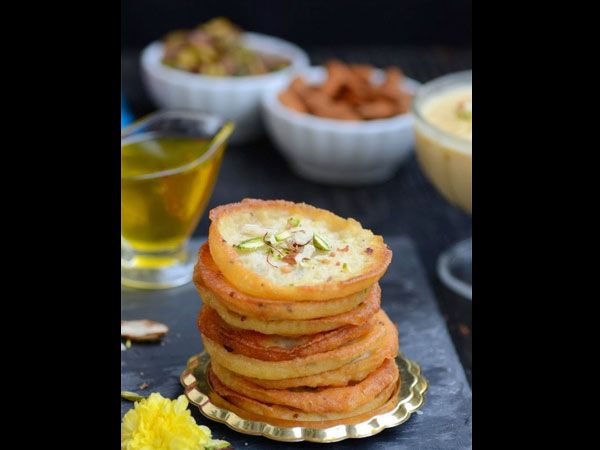 Malpua : Mouth Watering and Yummy Diwali Sweets Recipes For Kids on Diwali 2014. These are Indian Recipes of Sweets of Specially For Diwali Festival.