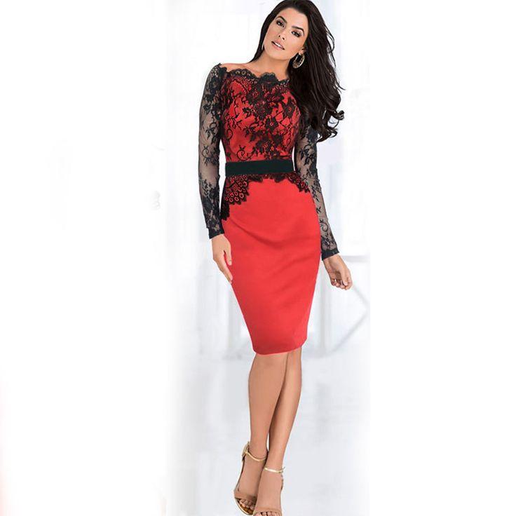 Bandage Dress Plus Size Women Fashion Dresses
