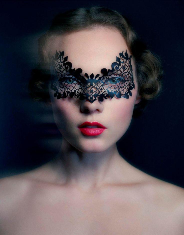 Masquerade Makeup - Mugeek Vidalondon
