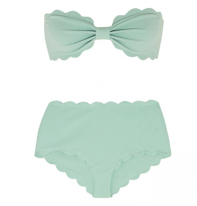 20 maillots de bain rétro pour être glamour à la plage