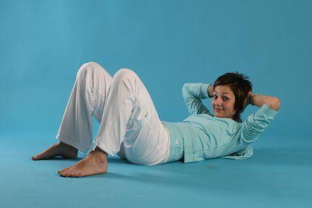 Posilovací cviky na zformování břicha