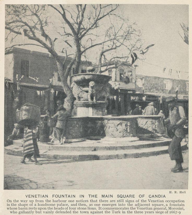 Crete fountain   by janwillemsen