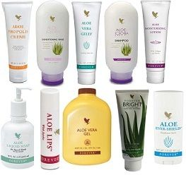 Forever Living Products Personal Use Product Pack - pact contains Aloe Propolis, Liquid Soap, Ever Sheild Deodorant Stick, Aloe Gelly, Jojoba Shampoo, Conditioning Rinse, Moisturising Lotion, Forever Bright Tooth Gel & 2 Aloe Lips.