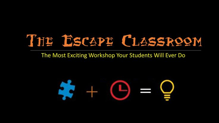 Get your free Escape Workshop for your classroom.